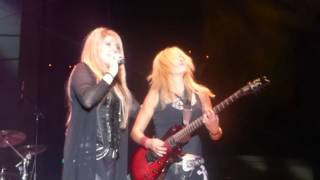 Vixen~Love Is A Killer & Edge Of A Broken Heart - Live