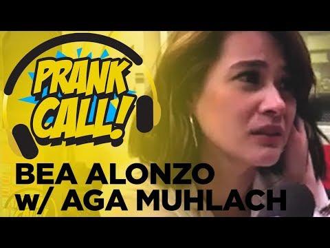 #PrankCall: Sino si Annie sa buhay nina Bea Alonzo at Dimples Romana?