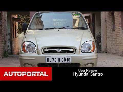 Hyundai Santro User Review - 'low maintenance' - Autoportal