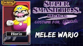 [SSBB Hack] Melee Wario