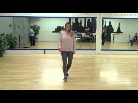 Workshop 4   How to Walk Like a Dancer