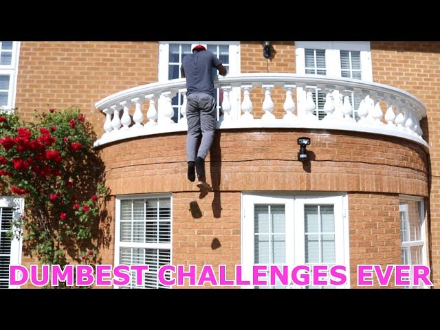 DUMBEST CHALLENGES EVER
