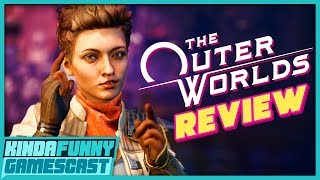 The Outer Worlds Review - Kinda Funny Gamescast Ep. 244