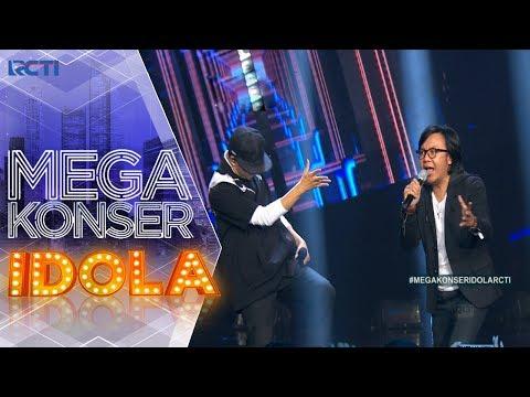 MEGA KONSER IDOLA - Ari lasso Feat Armand maulana