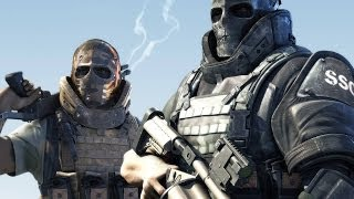 Army of Two - 07 Invasion (Original Game Soundtrack) (HD)