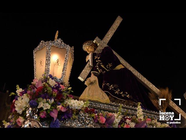 VÍDEO/SEMANA SANTA 2017. Jueves Santo: Caído y Salud