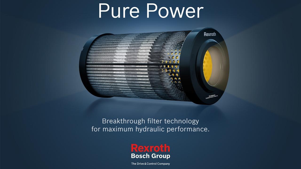 Breakthrough filters