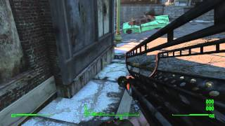 Fallout 4. Пруд лебедя.Леблядь.