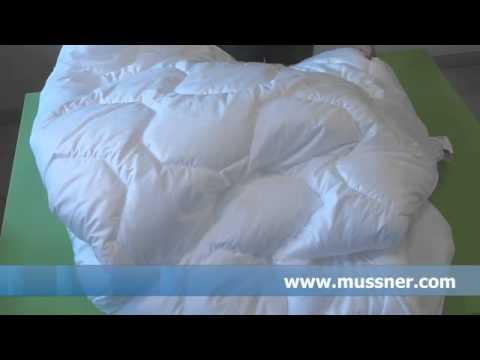 Piumino sintetico Softy Duo Mussner - YouTube