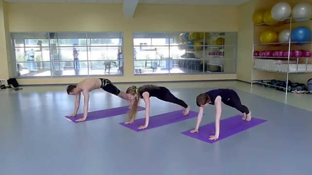 Rhythmic Yoga