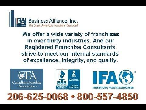 Business Alliance, Inc. Franchise Consultant