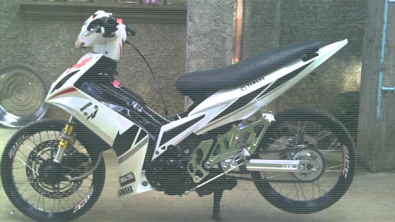 Sniper yamaha 135 the making youtube sniper 150