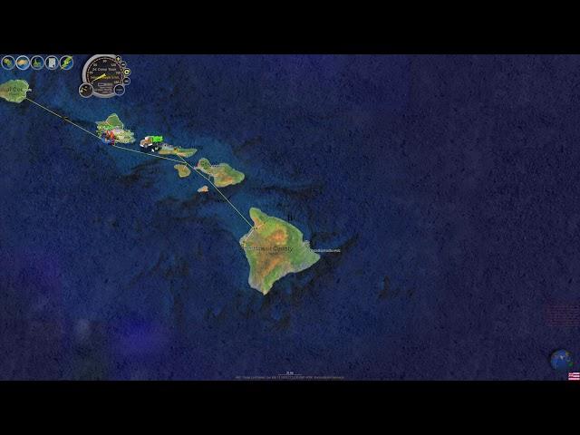 ♦ LOGISTICAL ♦ #08│Gestión y Puzzle │Hawaii│Apertura a Nuevas Islas