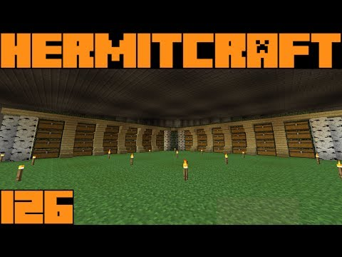 Hypno HermitCraft E126: Setting Up Storage!!