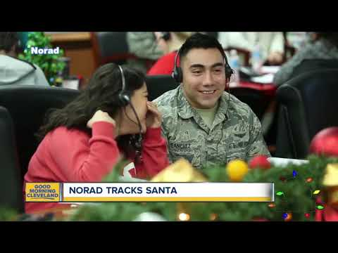 Where Is Santa Claus Right Now? Track Him Using The NORAD Santa Tracker