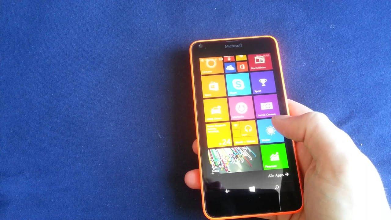 Microsoft Lumia 640 Smartphone Review - NotebookCheck net Reviews