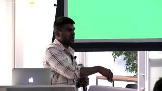 Building UberEATS // Arun Nagarajan, Uber [FirstMark's Code Driven]