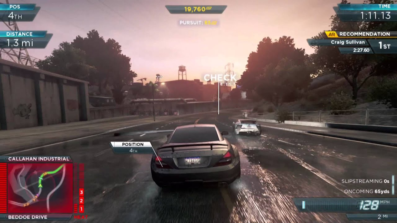 Car Driving Games >> Need For Speed Most Wanted 2013 trailer - YouTube