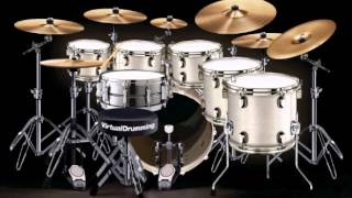 Canon Rock Jerry C Virtual Drum Cover by Fikri