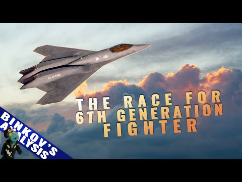 USAF is fly testing next gen fighter tech! The race for the 6th gen is heating up.