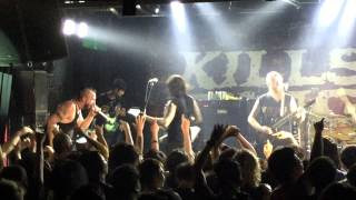"Killswitch Engage ""In Due TIme + The End of Heartache"" live in Taipei"