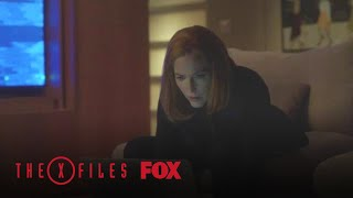 the smart home turns on scully season 11 ep 7 the x files