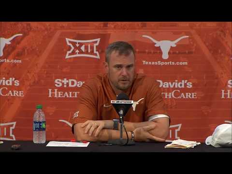 None - Herman discusses Texas win over USC