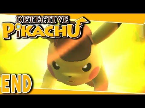 Detective Pikachu ENDING FINAL CHAPTER! Gameplay Walkthrough 3DS