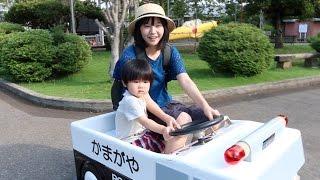 北総線が見える展望台がある鎌ヶ谷市制記念公園に行ってきました。 鈴川...
