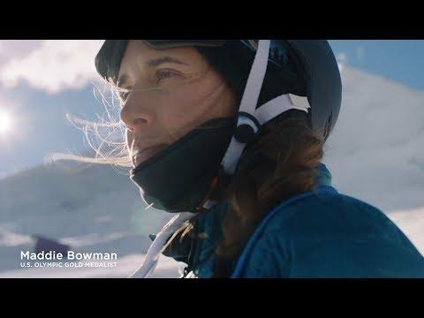 U.S. Olympian Maddie Bowman - Milk Life TV Commercial Ad :60