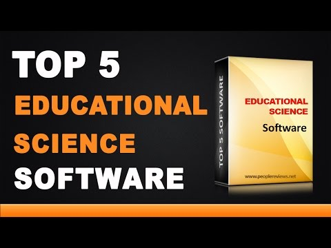 Best Educational Science Software - Top 5 List