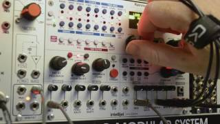 Wild Rain: Extreme processing with the Intellijel Rainmaker