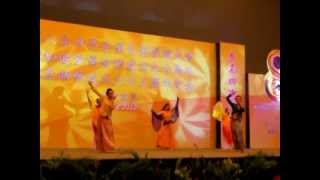Singapore Cultural Dances (Chinese, Malay and Indian Harmony Show)
