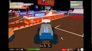Monster Jam World Finals Part 1 on roblox
