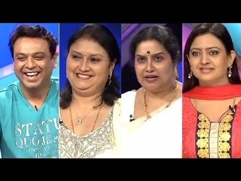 WOW 2 - 7th January 2014 (Naresh, Poornima, Tulasi & Indraja's hungama)