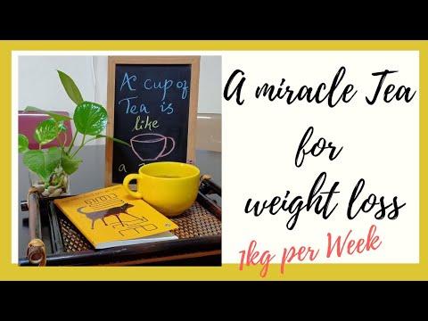 A Miracle tea for weight loss | turmeric tea | Fat burn ...