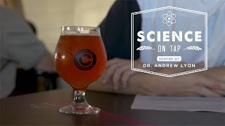 Science on Tap - How space and place affect your health with Georgiana Bostean, Ph.D.