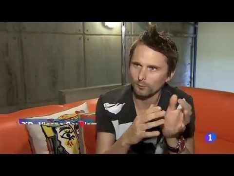 Muse Barcelona - Matt Bellamy - interview