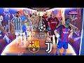 Barcelona vs Juventus   Potential Lineup 2020/2021 UEFA Champions League   PES 2020