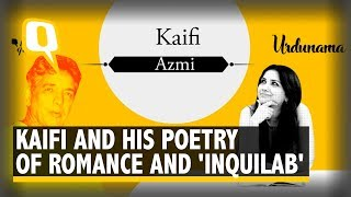 The True Legacy of Kaifi Azmi: Poetry of Romance and Revolution | The Quint