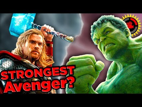 Film Theory: Is Thor STRONGER Than The Hulk? (Thor: Ragnarok)