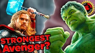 Film Theory: Is Thor STRONGER Than The Hulk? (Thor: Ragnarok) thumbnail