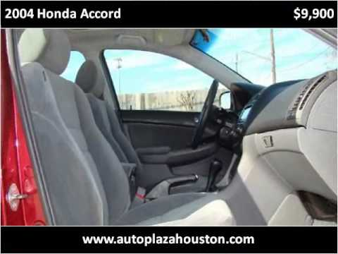 2004 Honda Accord available from Auto Plaza, Inc.