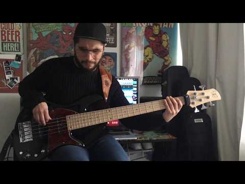 James Fortune & FIYA - Intro (feat. Kirk Franklin) (Bass Cover) mp3