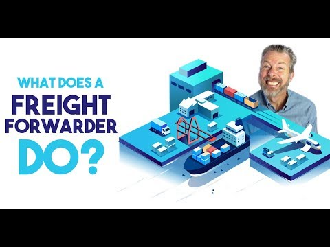 WHAT DOES A FREIGHT FORWARDER DO