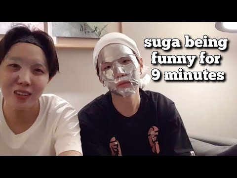 Min Yoongi Being A Dork/funny For 9 Minutes