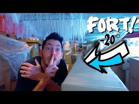 -20 DEGREE FREEZER FORT!