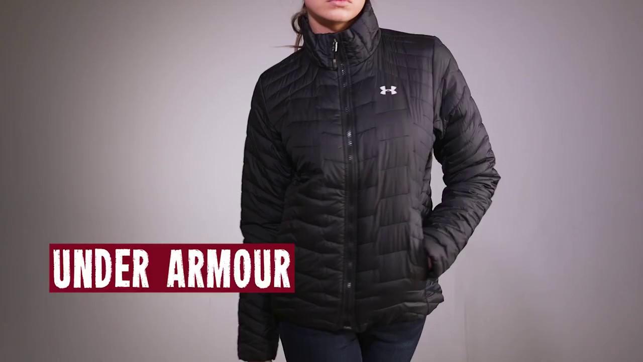 b39e592fed1 Under Armour Women's ColdGear Reactor Jacket 2017 Review