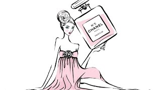 Fashion Illustrator For Chanel, Tiffany & Co, Vouge - Megan Hess