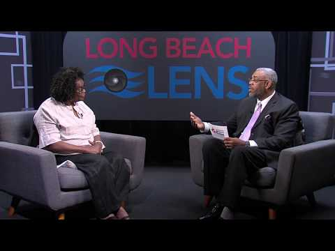 Long Beach Lens - Naomi Rainey Pierson and Monique Brown